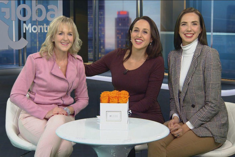 Global News Montreal Julie Blais Comeau Laura Casella Etiquette