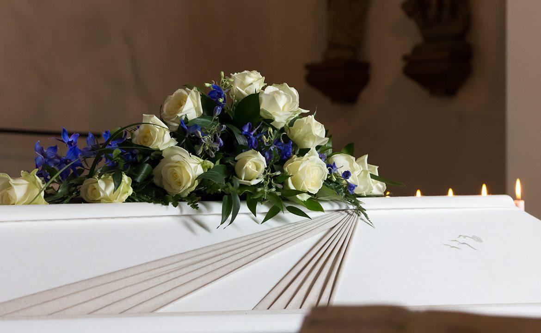 Guide décès et deuil Julie Blais Comeau étiquette
