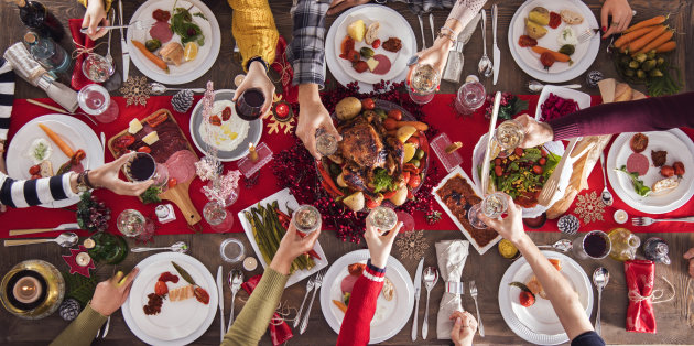 Holiday Hosting Etiquette Stress-free Julie Blais Comeau Checklist