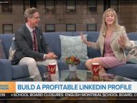 BT Montreal LinkedIn etiquette Julie Blais Comeau