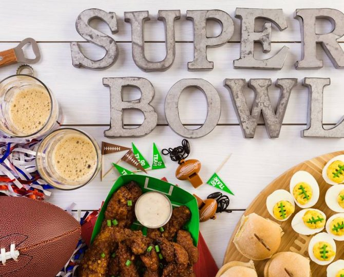 Super Bowl Party etiquette Julie Blais Comeau