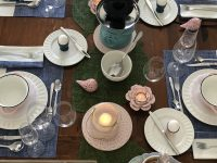 Easter Table Etiquette Buffet Julie Blais Comeau Stpokes