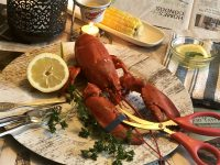 Lobster etiquette Julie Blais Comeau