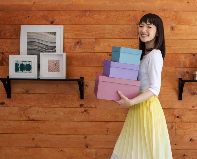 Marie Kondo Spring Cleaning Etiquette Julie Blais Comeau