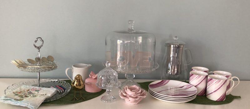 Afternoon Tea Julie Blais Comeau  Etiquette