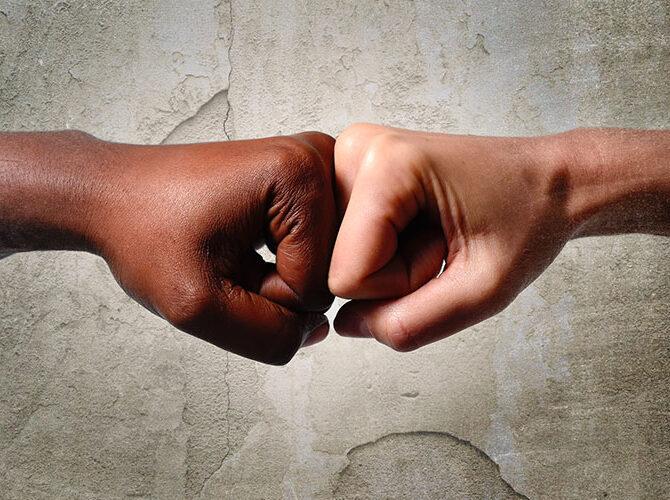 antiracism George Floyd antiracisme dénonciation étiquette Julie Blais Comeau