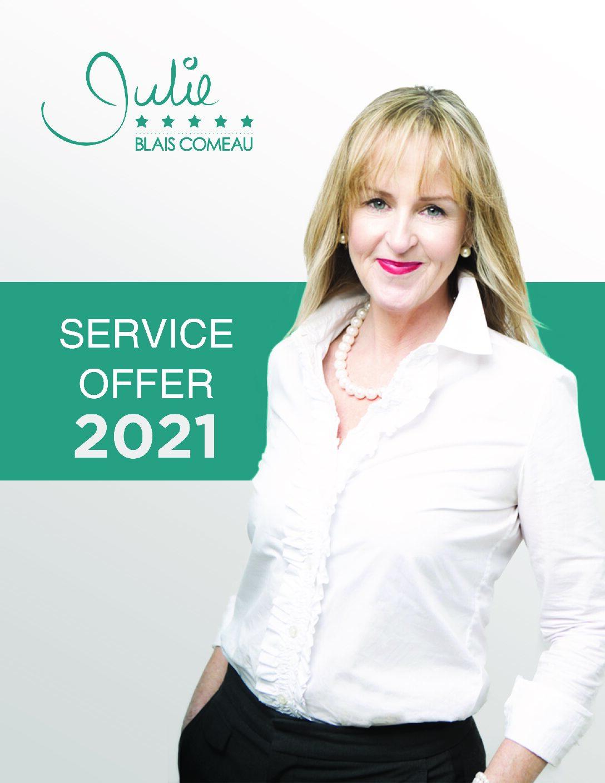2021 Offre services