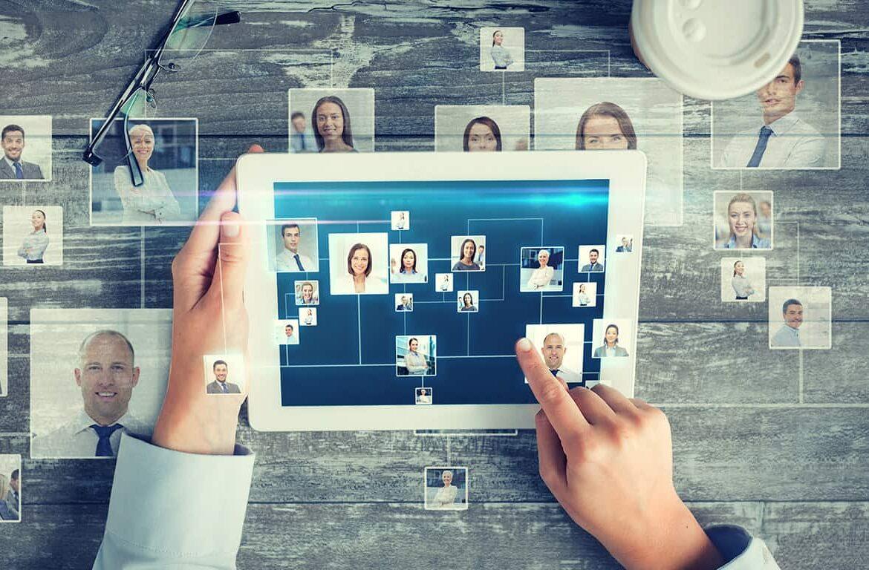 Formation Training Réseauter virtuellement networking virtually etiquette Julie Blais Comeau